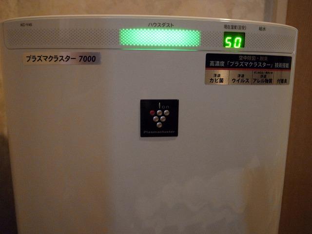 空気清浄機と電気蚊取り器