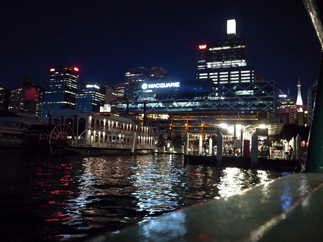 シドニー街中散歩