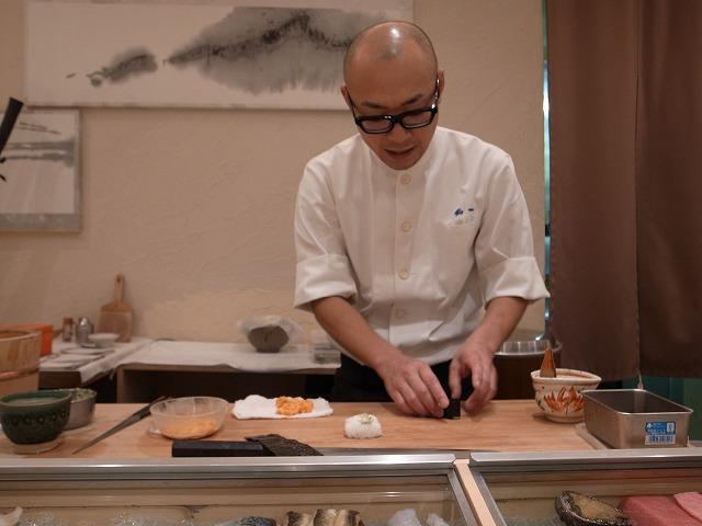 最近で一番のお寿司屋さん