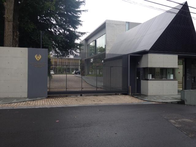 自力でVISA取得するにはNO.3~微笑みの国の大使館・・・やはりお役所ですね