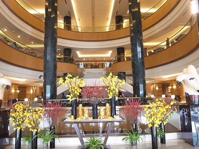 ソウル  JW  Marriott の魅力 エグゼクティブフロアのお部屋とラウンジ