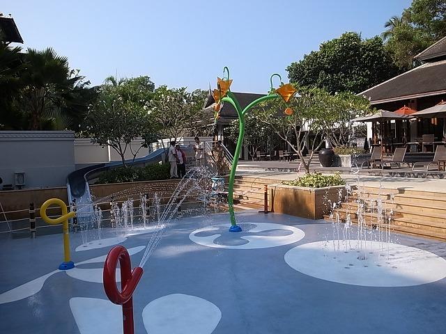 マリオット マイカオビーチクラブ 新しい水広場が誕生