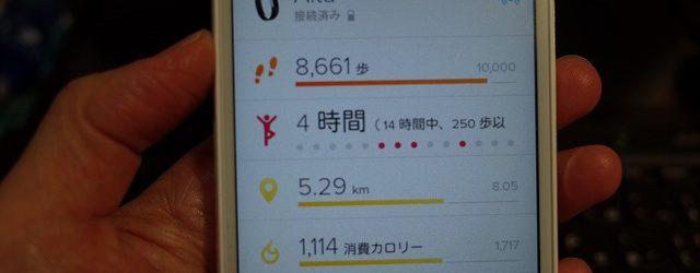 フィットビット アルタ (Fitbit Alta) 活動量計です。 使い始めて分かった、自分の活動状態! 生活面で気付かなかった点が数字になって表れてくるところがスゴイ。 フィットビットアルタを買おうと思ったきっかけは、 […]