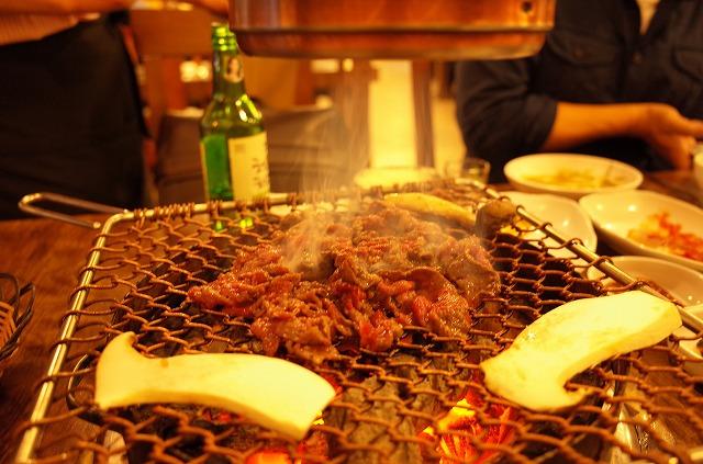 美味しい韓国料理を食べるには韓国人と一緒に行くのが一番!