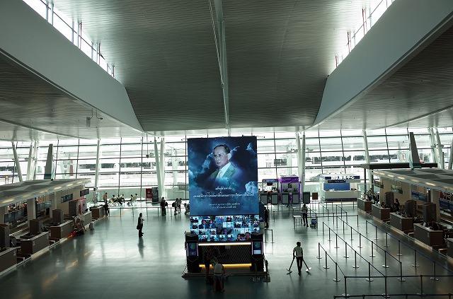 プーケット新国際ターミナル開業!プーケット空港でのお迎えが大変。アタフタ冷や汗。