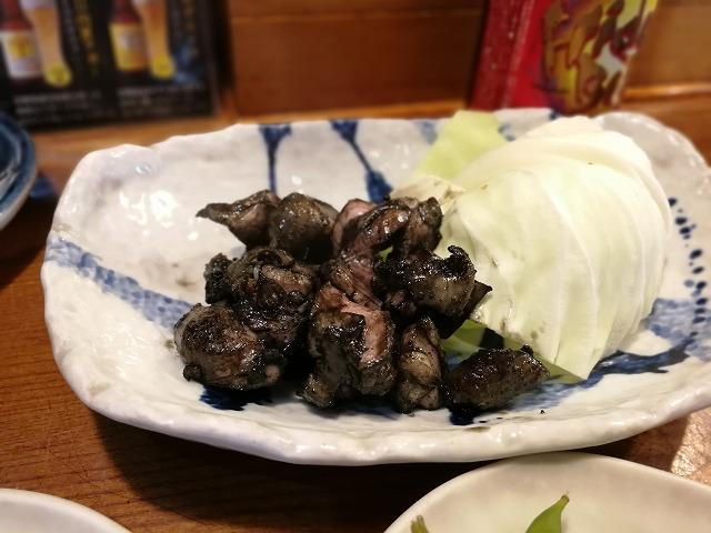 宮崎地鶏を食べに宮崎駅近くの「粋仙」へ
