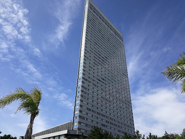 宮崎のシェラトングランデオーシャンリゾートにきました