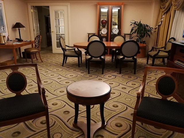 【ウェスティンホテル 東京】エグゼクティブスイートに SPGアメックスでお得に泊る